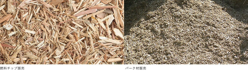 ワコー産業木屑リサイクル・再生商品販売